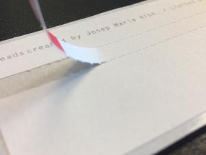 Paper creatiu / cmyk