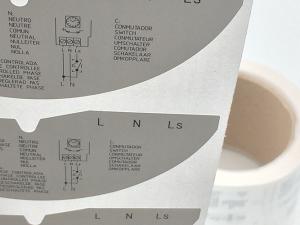 PP plata / k / barniz UV mate