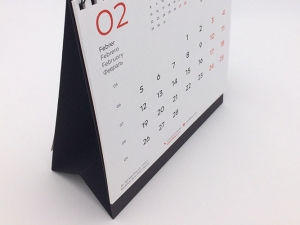 Calendaris sobretaula