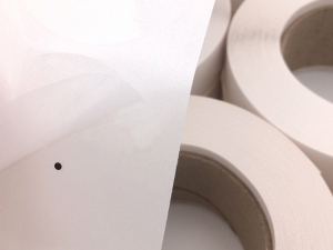 PE transp. / k / vernis UV brillant